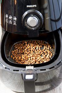 Air Fried Black-eyed Peas