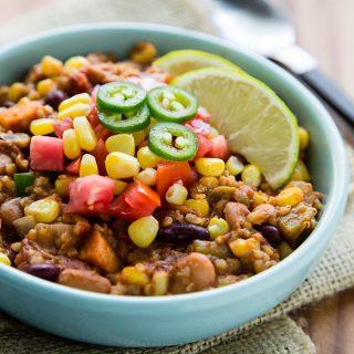 Mega Veggie Vegan Chili