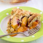Vegan Gluten-Free Peach Cobbler