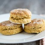 Fat-Free Vegan Biscuits with Potato