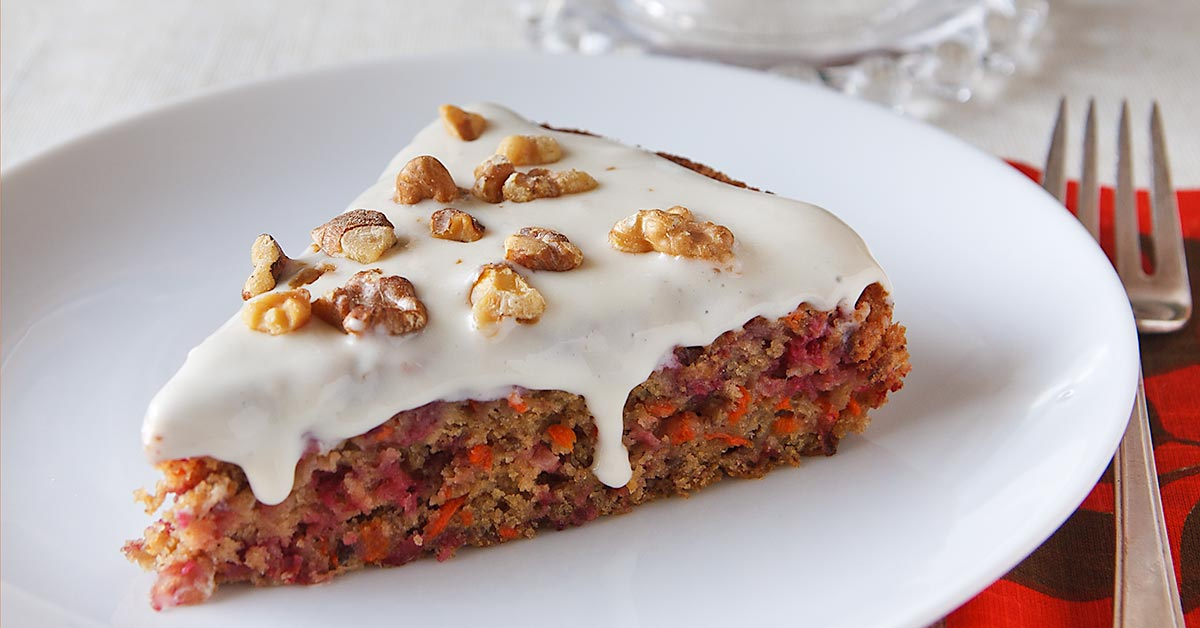 Cranberry-Carrot Cake from Vegan Holiday Kitchen | Recipe ...