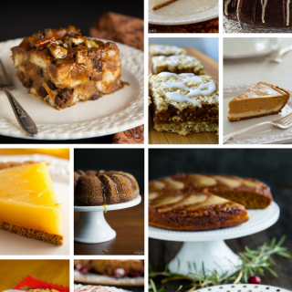 10 Healthy Vegan Christmas Dessert Recipes