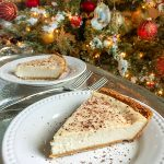 Vegan Irish Cream Cheesecake