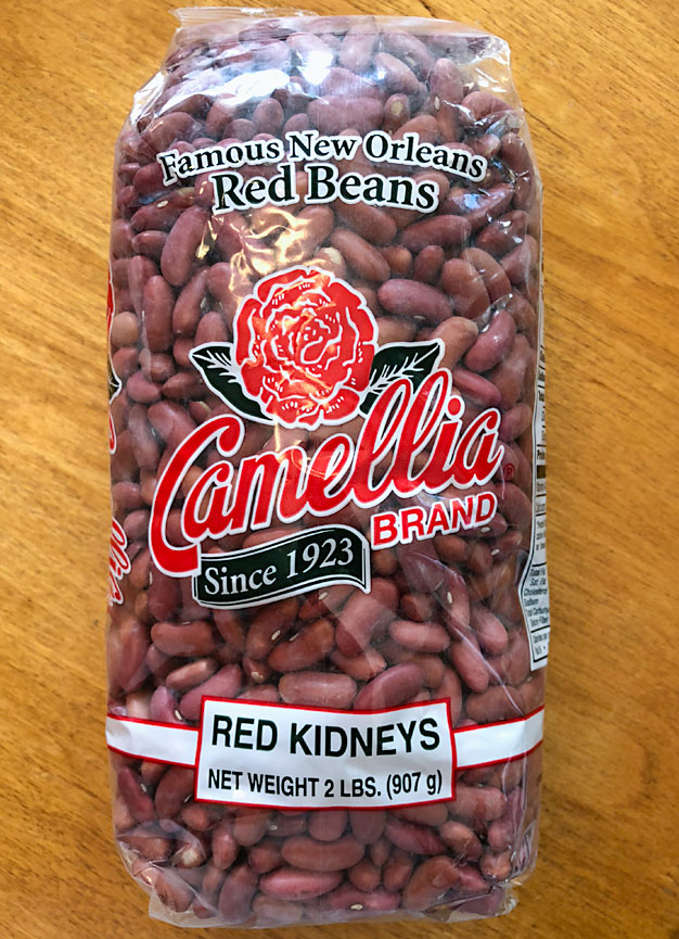 Camellia Red Beans