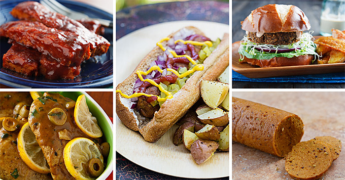 Meatless Meats and Main Dishes You Can Make at Home