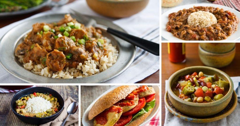 Louisiana, Cajun, and Creole Recipes